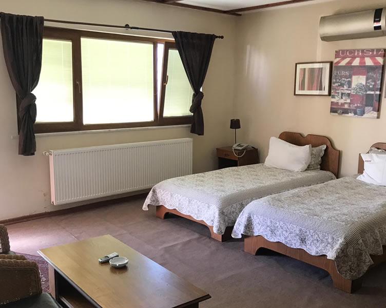 Standart No.18 Double Room  | Garden Floor